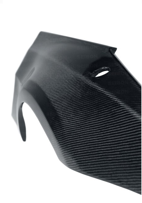 2002 2008 Nissan 350z Carbon Fiber Rear Quarter Panels