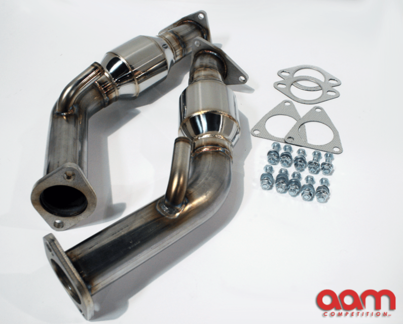 Nissan 350Z Aftermarket Performance Exhaust Parts